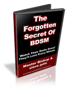 Forgotten Secret BDSM