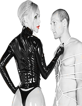 Male Submissive Training With Dominatrix