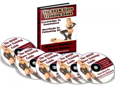 BDSM Slave Training Guide